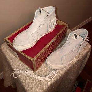 Vans Sk8 Hi Moccasin Shoe